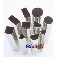 Aluminum Seam / Seamless Tube 1050 1060 1070 1100 1154 1200 2014 2017 2024 3003 6061 6063 6082 7A04 7075 Aluminum Tube, Pipe, Parallel Flow Flat Tube, Circular