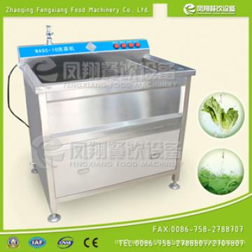 Wasc-10 máquina de lavado y limpieza de col, máquina de lavado de repollo, máquina de limpieza de repollo