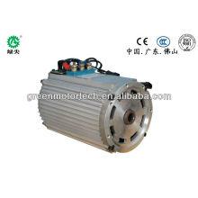 низкоскоростной Электрический автомобиль высокого качества 7,5 кВт электрический автомобиль мотор