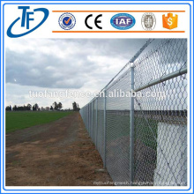 High Security Chain Link Fence Top With Barbed Wire Made in Anping (China Supplier)