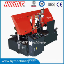 H-500HA horizontal NC band saw cutting machine
