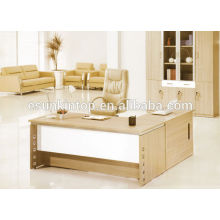 Director table for open office, Good quality office furniture desk