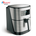 Anbolife electric digital 2.5L  6 pre-programmed settings  removable basket oiless crisp french fries chickenair fryer