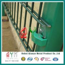 Qym-Ornamental Double Loop Fence/Garden Fence