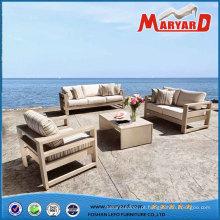 Jogo do sofá do salão jardim móveis + jardim