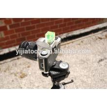 Yijiatools niveau de bulle de haute qualité sur la chaussure de la caméra