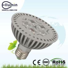 e27 5w haute qualité led projecteur par lumière