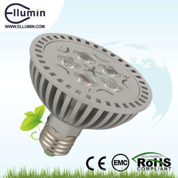 220v led par iluminación 5w de alta calidad