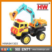 Novo Design de 39 cm de roda livre crianças de plástico do carro Mini Toy Truck