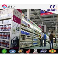 Estructura de acero supermercado prefabricado, supermercado fabricado (JW-16298)