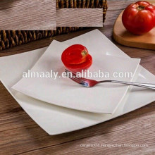 ceramic square steak plate