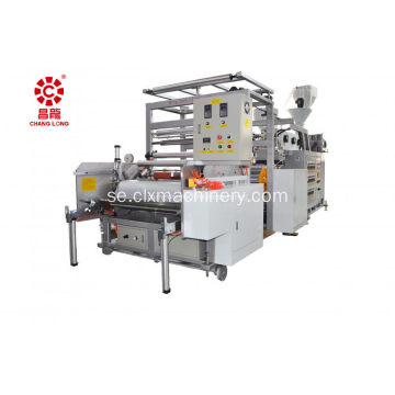 Gjutfilm Making Machine Pallet Stretch Film