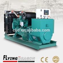 60HZ 150kw электрогенератор дизель резервная силовая установка с двигателем DCEC Cummins 6BTAA5.9-G12