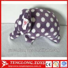 A venda quente encantador e macio elefante animal multifunctional deu forma ao cobertor para o bebê