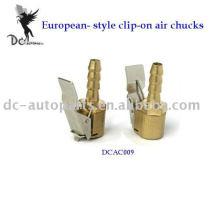 Mandris de ar de encaixe de estilo europeu;