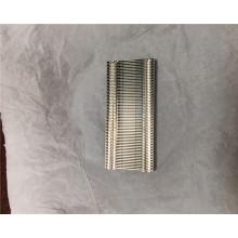 Zipper radiator laptop Aluminum Fin Heatsink