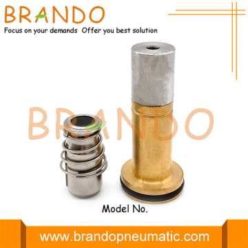 LPG CNG Automobile Flange Brass Plunger Armature Assembly