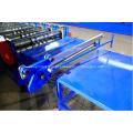 Máquina formadora de chapas de aço ondulado galvanizado IBR