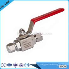 Full port 10000 psi union ball valve