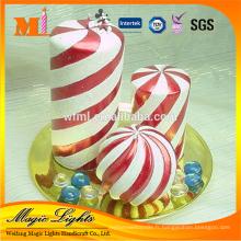 Bougie en spirale Best-seller avec un matériau inoffensif