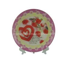 Plaque de mariage en porcelaine (CZJM4131)
