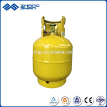 9kg Portable Refillable High Quality Camping LPG Gas Cylinder Bottle for Sale