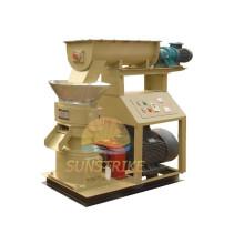 Alta calidad CE 100 ~ 3000 Kg/H madera de la pelotilla que hace la máquina / de madera de la pelotilla de la máquina proveedor