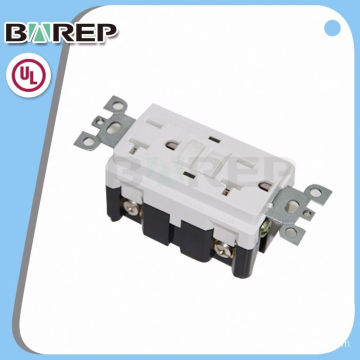 YGB-093 BAREP High quality 60HZ 15A wall switch socket