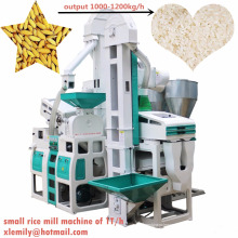 venda quente combinado 10 toneladas de arroz moinho e preço