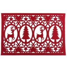 Christmas PVC Table Mat