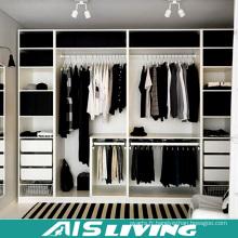 Placard de garde-robe de meubles de peinture brillante (AIS-W600)