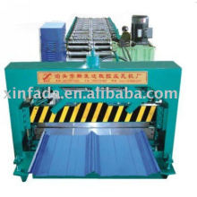 joint-hidden forming machine