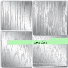 Stand steel press plate for press machine/ 5mm press plate