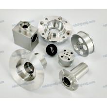 Parte de alumínio do serviço da máquina para acessórios industriais