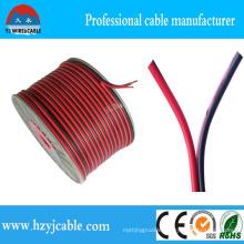 Flat Twin Coresflexible Flat Blue Speaker Cable 2*2.5mm2