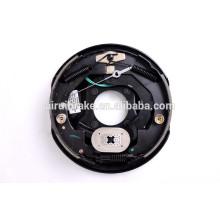 Complete 10''x2-1/4'' electric Nev-R-Adjust brake for caravan