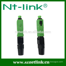 SC/UPC APC Fast assembly optical connector