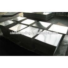 Serie 1000 anodizan la placa / la hoja de aluminio del grado con el mejor precio y la calidad