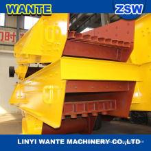 Linyi WANTE CZG liner coal mine vibrator feeder