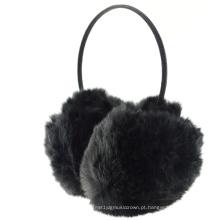 Hot Promotion Gift Plush Earmuff Headphones