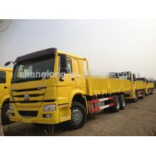 Caminhão da carga de 6X4 336HP HOWO do motor Diesel Sinotruk para a venda