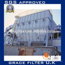 Hoch effiziente Staubfilterausrüstung Staubsammler für Kalkstein