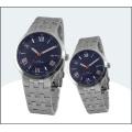 De l'acier fin inoxydable Couple montre, montre infirmiere 15178