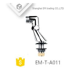 EM-T-A011 Accesorio Sanitario pieza de ducha de acero inoxidable piezas de ducha