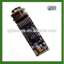 0.45mega pixels endoscope camera parts,CMOS camera module board