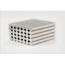 High Quality Disk Neodymium Magnets (72hours Salt spray test)