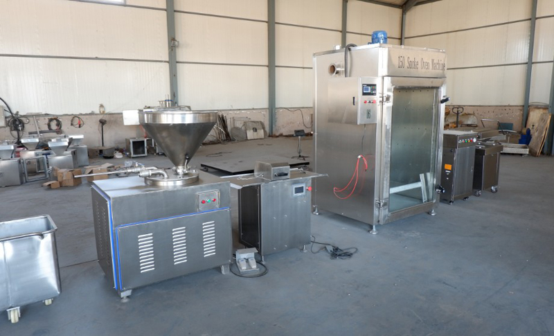 Meat Sausage Processing Line