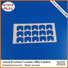 Precisión láser corte Al2O3 alúmina cerámica sustrato