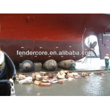 ship airbag - offshore salvage and wreck removal cheap method
