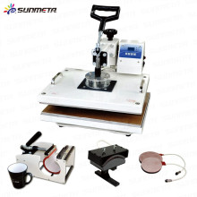 FREESUB Sublimation Kundenspezifische Hemden Heat Press Machine